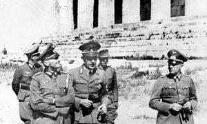 Adolf Hitler's military chief, Walther von Brauchitsch