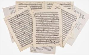 xeirografo-tis-deuteris-sumfonias-tou-raxmaninof 2