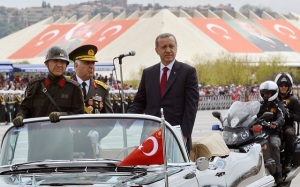 Victory Day celebrations in Ankara